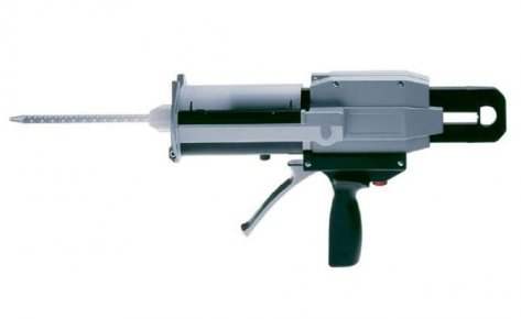 Mixpac DM400-10 Manual Adhesive Dispenser, 400ml, 10:1 mix ratio
