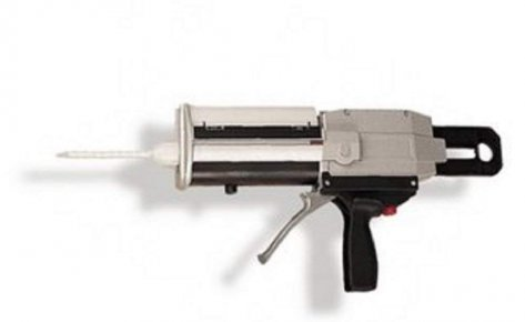 Mixpac DM200-04 Manual Adhesive Dispenser, 200ml, 4:1 mix ratio