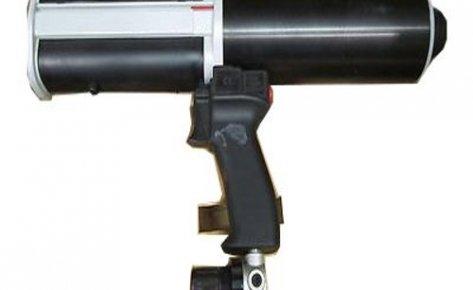 Mixpac DP400-85-01 Pneumatic Adhesive Dispenser, 400ml, 1:1 and 2:1 mix ratios