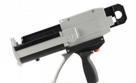 2-Pack Offer, Mixpac DM200-10 Manual Adhesive Dispenser, 200ml, 10:1 mix ratio
